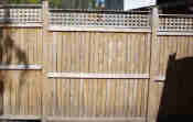 Cedar Fence and Decks