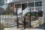 Custom Ornamental Metal Gate